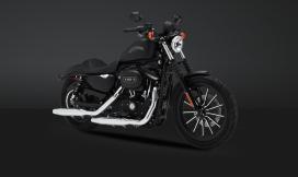 Harley-Davidson Iron 883 2013 STD Exterior