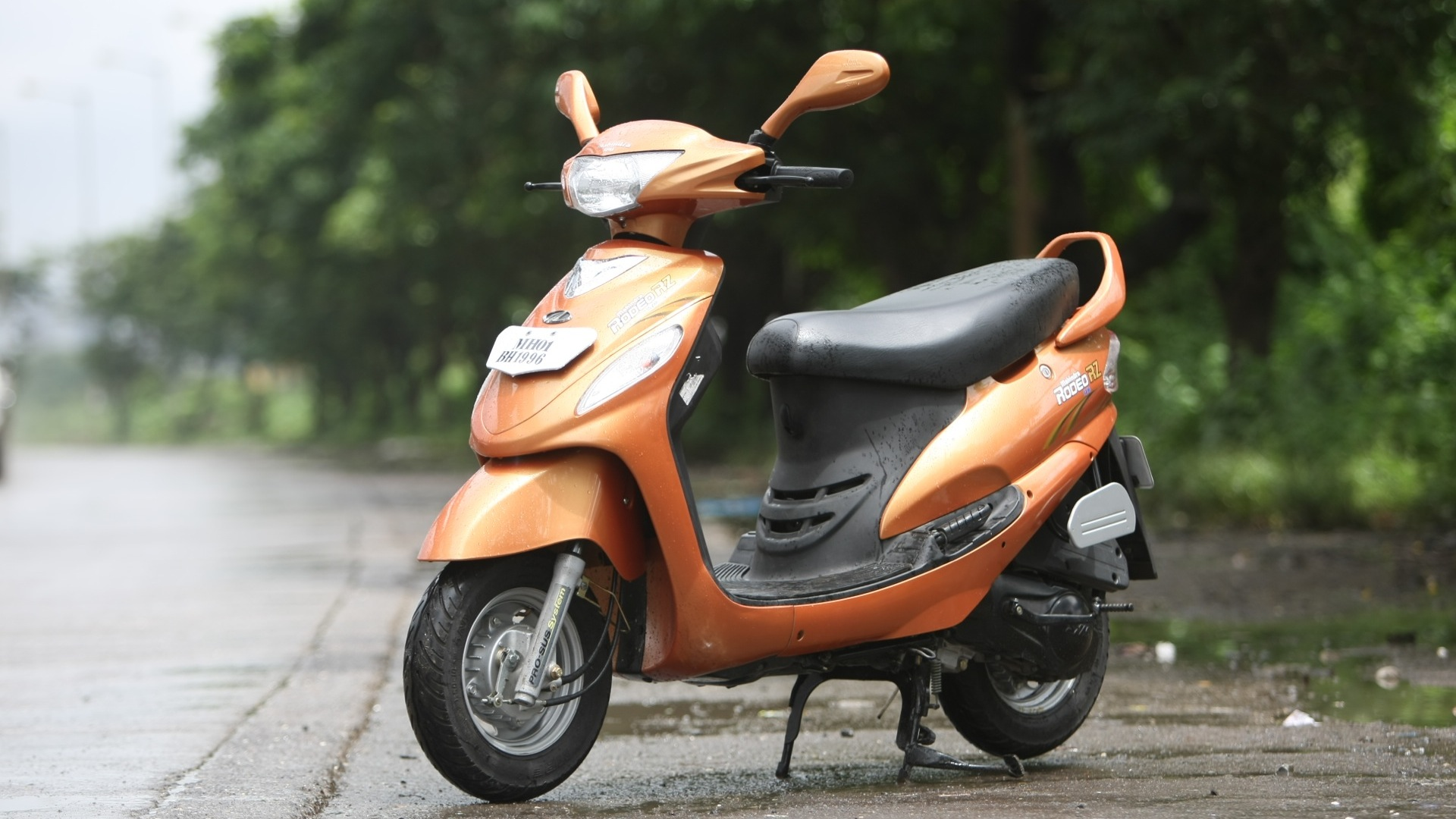 Ray Price Honda >> Mahindra Rodeo 2013 RZ - Price, Mileage, Reviews, Specification, Gallery - Overdrive