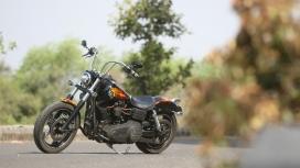 Harley-Davidson Street Bob 2013 STD Exterior