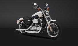 Harley-Davidson Superlow 2013 STD Exterior