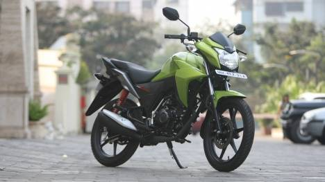 Honda CB Twister 2013 Self-Disc Comparo