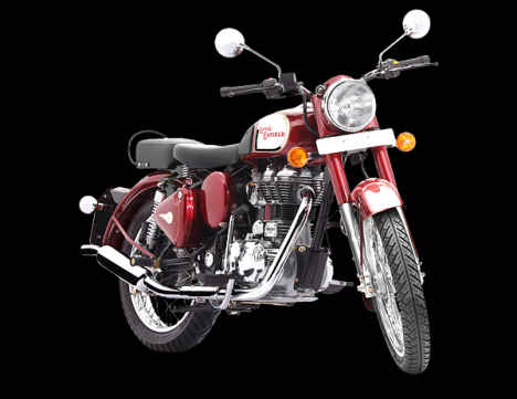 Royal Enfield Classic 350 2013 STD Comparo