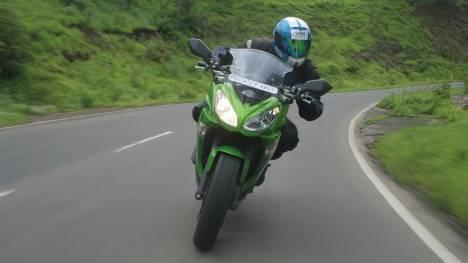 Kawasaki Ninja 650 2017 Std Exterior