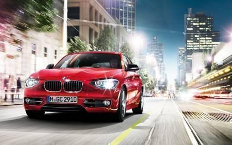 BMW 1 Series 2015 118d Sport Line Exterior