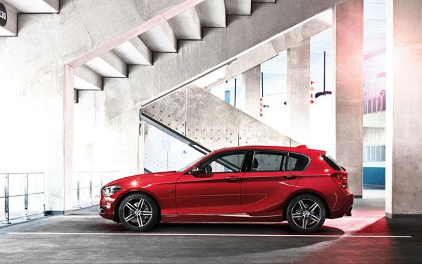 BMW-1-Series-2013 Exterior