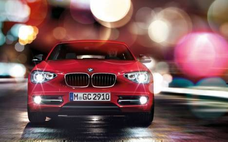 BMW 1 Series 2015 118d Sport Line Comparo