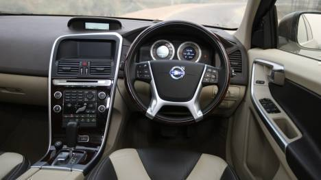 Volvo XC60 2014 Inscription  Interior