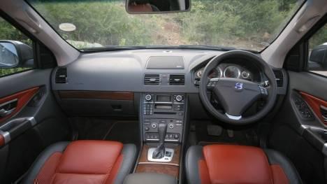Volvo XC90 2016 T8 Excellence  Interior
