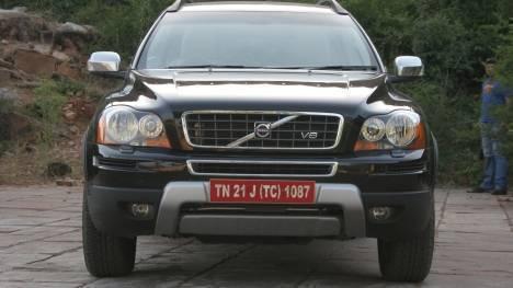 Volvo XC90 2016 T8 Excellence  Comparo