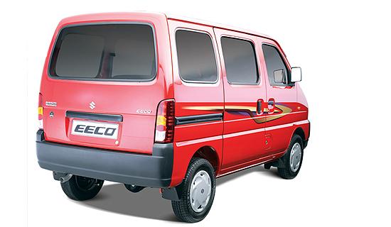 Maruti Suzuki Eeco Price And Specification