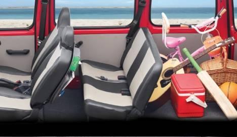 Maruti Suzuki Eeco 2013 5 seater CNG Interior