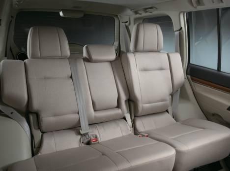 Mitsubishi Montero 2016 3.2 AT Interior