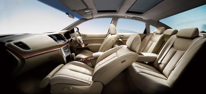 Nissan-Teana-2013-250XV-Interior Car Photos - Overdrive
