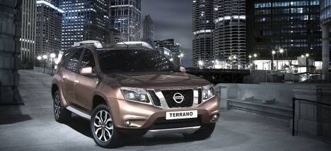 Nissan Terrano 2017 XV Premium AT dCi 110ps Comparo