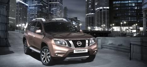 Nissan Terrano 2017 XV Premium AT dCi 110ps Comparo