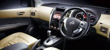Nissan X-Trail 2016 STD Comparo