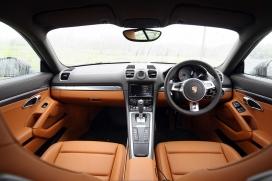 Porsche-cayman-2013-S Interior