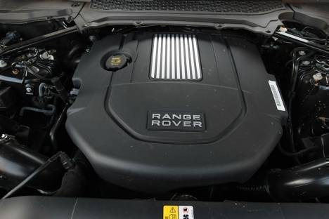 Land Rover Range Rover Sport 2015 3.0 SDV6 HSE Interior