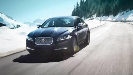Jaguar XF 2017 Portfolio Petrol Exterior
