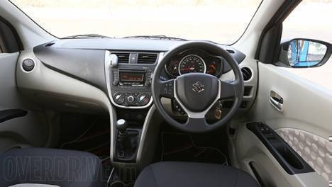 Maruti Suzuki Celerio 2015 VXi AMT (O) Interior