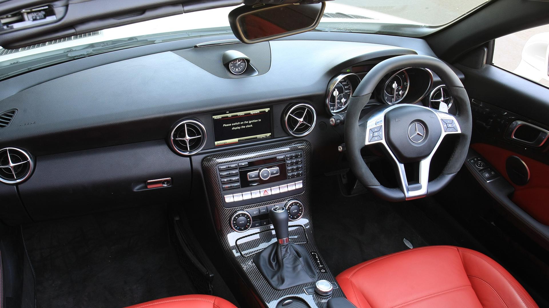 Mercedesbenz SLK55 2013 AMG Exterior