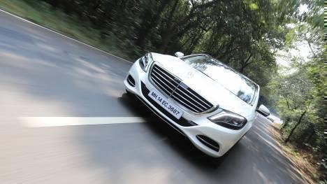 Mercedes-Benz S-Class 2016 S63 AMG Sedan Exterior