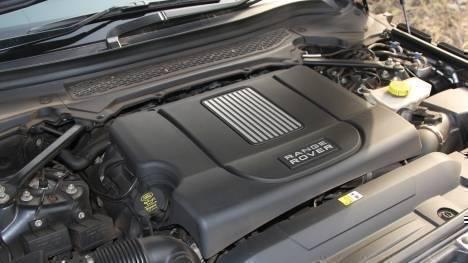 Land Rover Range Rover 2015 Sport SVR 5.0 V8 Interior