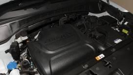 Hyundai Santa Fe 2014 2WD A/T Interior