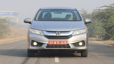 Honda City 2017 Diesel ZX MT Comparo