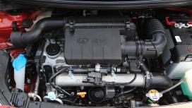 Hyundai Xcent 2014 Base Diesel Interior