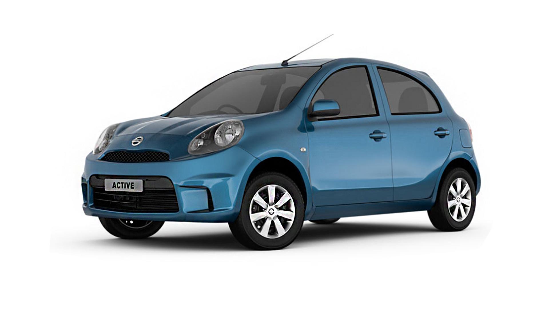 Nissan Micra Active 2013 - Price, Mileage, Reviews ...