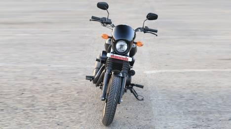 Harley-Davidson Street 750 2016 Std Comparo