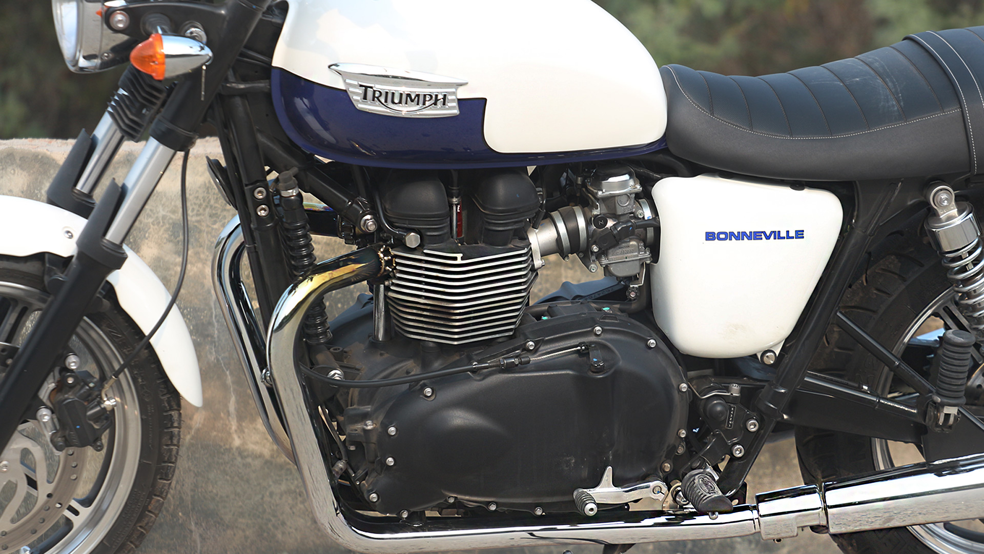 Triumph Bonneville 2016 T120 - Price, Mileage, Reviews ...