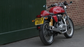 Royal Enfield Continental GT 535 2013 STD Compare