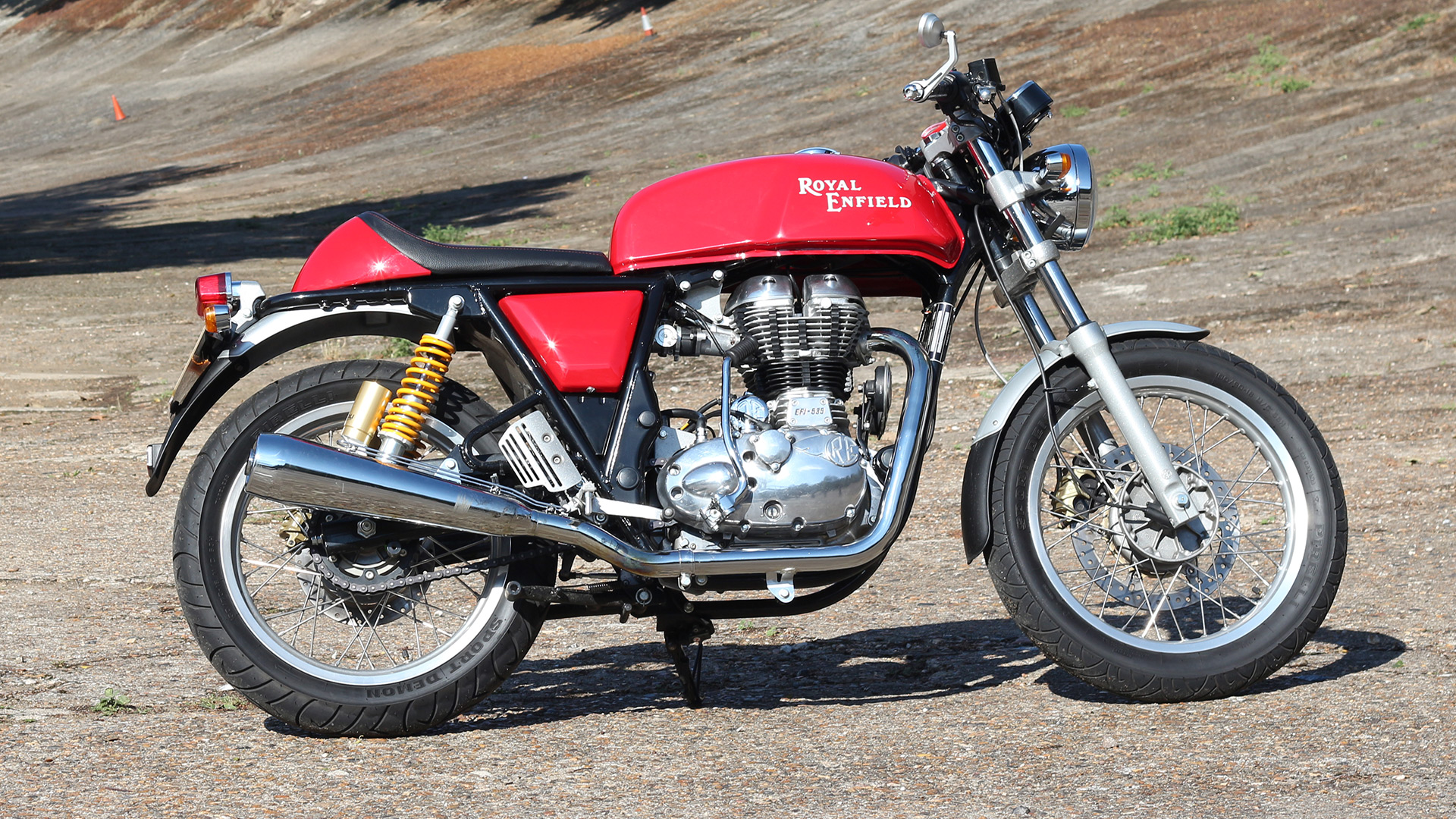 royal enfield continental gt 535 2013 price mileage reviews specification gallery overdrive. Black Bedroom Furniture Sets. Home Design Ideas