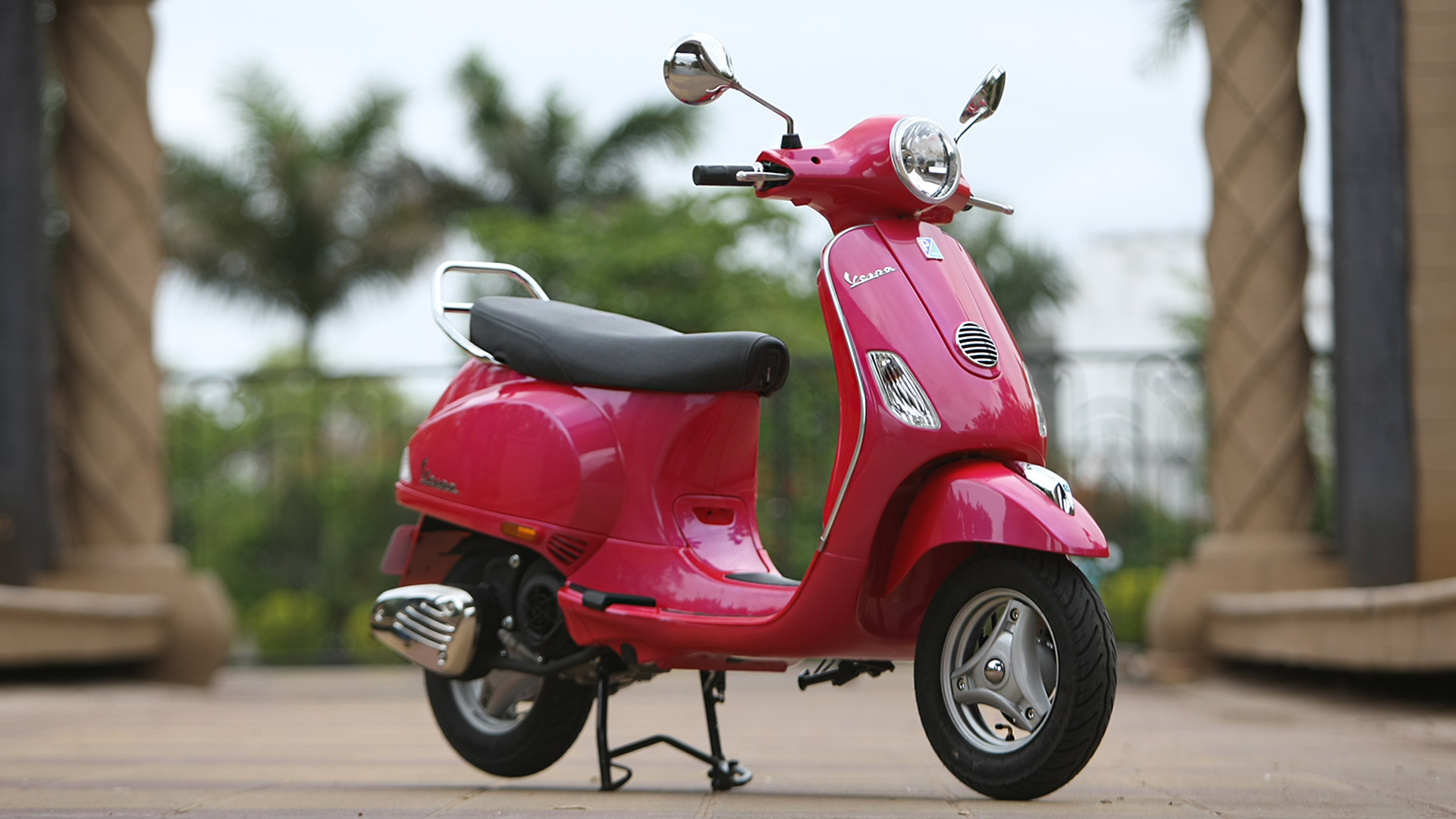 Vespa Vx 125 2013 Std Price Mileage Reviews