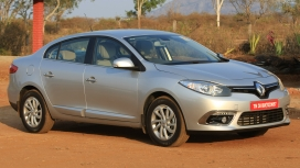 Renault Fluence e4 2014 Diesel Compare