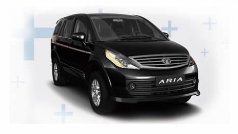 Tata Aria 2014 Pride 4X4  Comparo