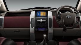Tata Aria 2014 Pure LX Interior
