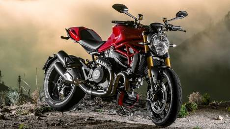 Ducati Monster 1200 2017 STD Exterior