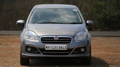 Fiat Linea 2014 Classic Plus Diesel Exterior