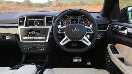 Mercedesbenz-gl63-2014-AMG Interior