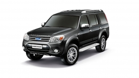 Ford Endeavour 2016 2.2 Manual Trend 4x4
