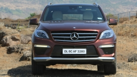 Mercedesbenz ML-63 2014 AMG Compare