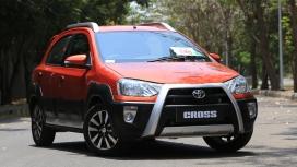 Toyota-Etios-Cross-2014 Exterior