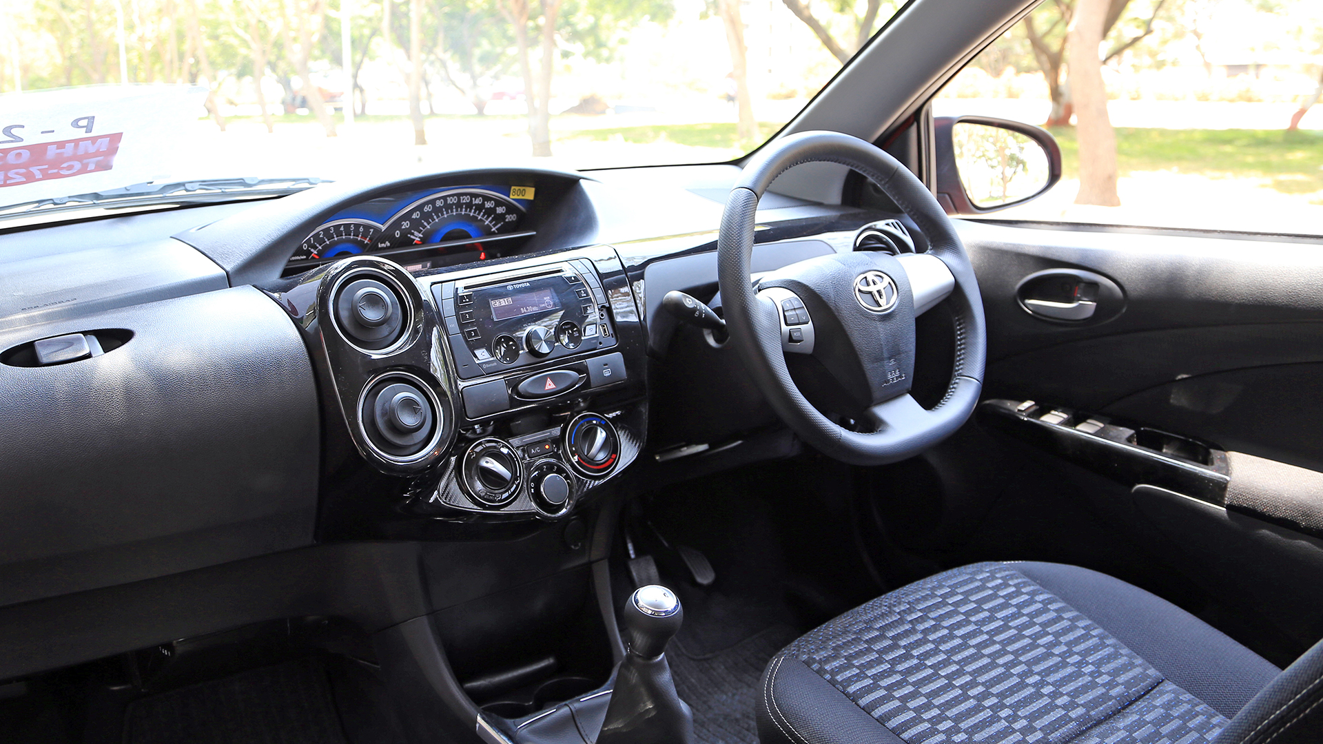 Toyota-Etios-Cross-2014 Interior Car Photos - Overdrive