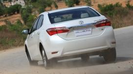 Toyota-Corolla-Altis 2014 Exterior