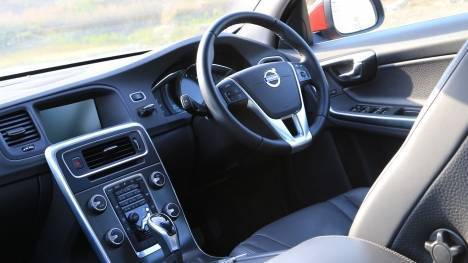 Volvo S60 2017 T6 Inscription Interior
