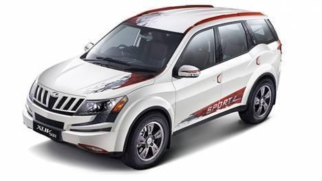 Mahindra XUV500 2016 W6 AT 1.9l Exterior
