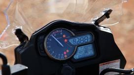 Suzuki V Strom 2014 1000 Exterior